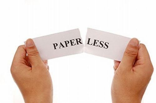 Small Business - Going Paperless | Business Guide by Dr Prem