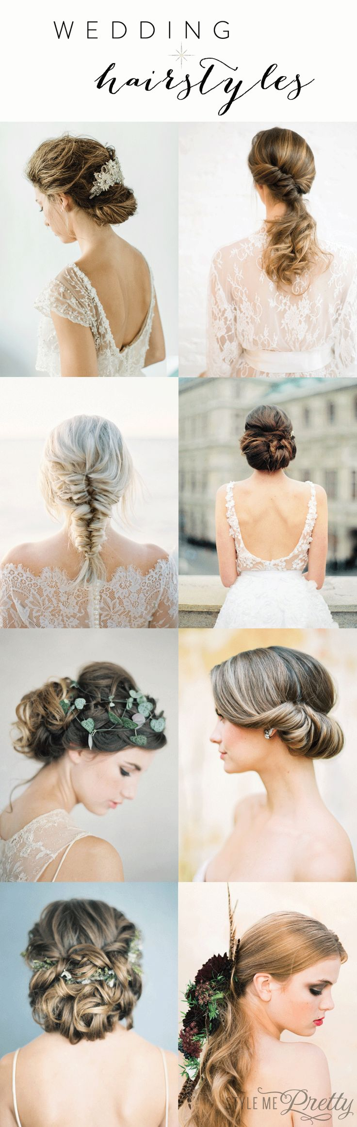 21 best Pentinats images on Pinterest | Long hair, Wedding hair ...
