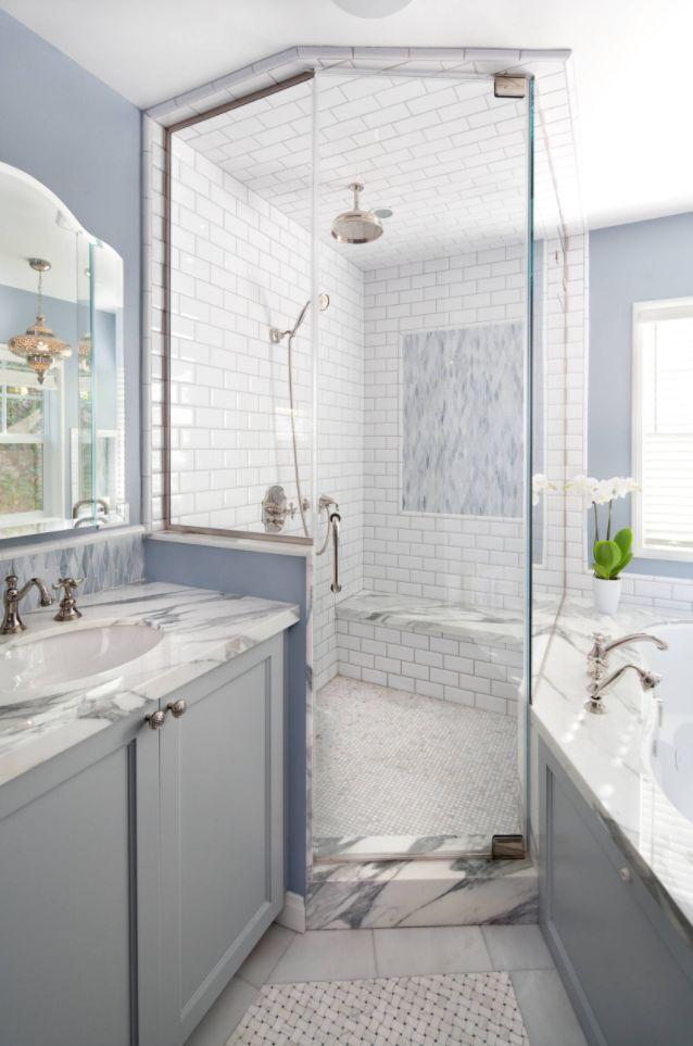 Stilvolle Moglichkeiten Eine U Bahn Fliesen Dusche Zu Modernisieren Bad Inspiration Bad Styling Und Dusche Fliesen