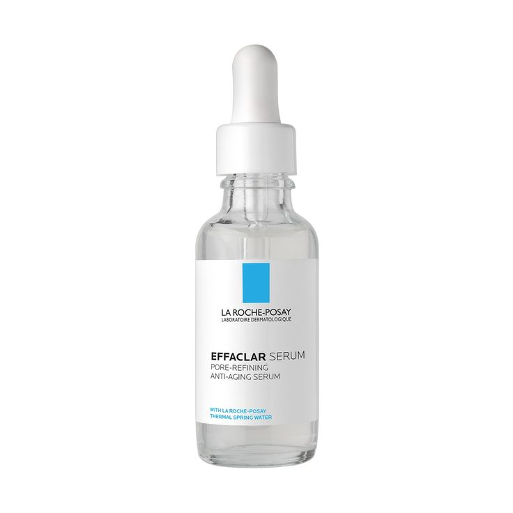 La Roche Posay Effaclar Pore-Refining and Anti-Aging Face Serum – 1oz