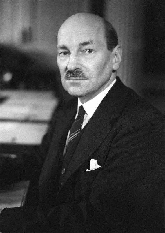 Clement Attlee (b.1883)