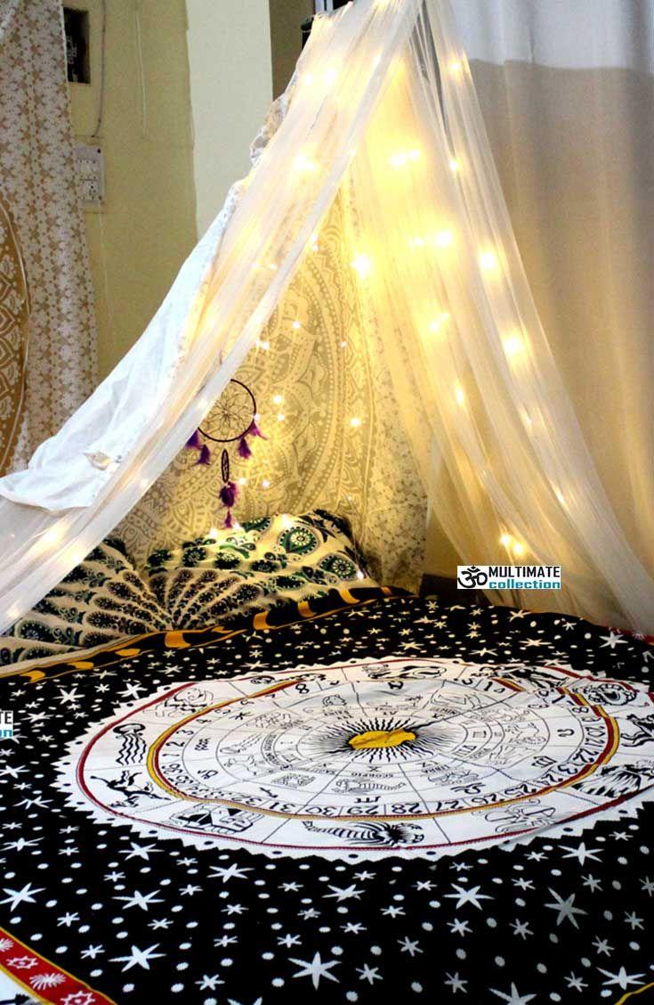 194 best Mandala Tapestry - Bohemian Bedroom Decorating ideas ...