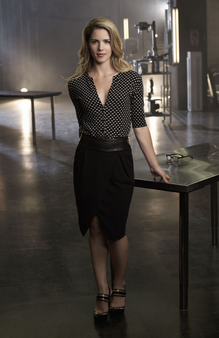 Felicity Smoak (Arrow): I love her so much