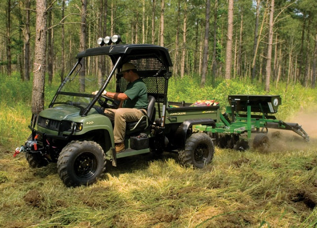 John Deere Frontier Food Plot Seeder Off Road Vehicles Food Plot