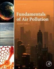 """Fundamentals of Air Pollution Regular price$ 120.00 Add to Cart """"Air pollution is a very complex societal problem. It has been recognized as such for centuries. Unlike many scientific phenomena, its cause and effect relationships have been reasonably deductive. For example, in the 14th century, King Edward II decreedthat the cause of London's air pollution problem was attributed to burning coal, and incidentally, anyone found burning coal while Parliament was meeting would be executed. That…"""