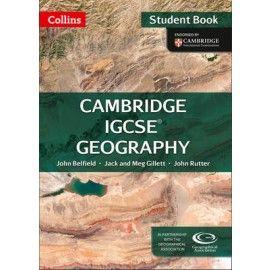 9780007589067, Collins Cambridge IGCSE ® - Geography Student Book: Cambridge IGCSE ® [New edition]