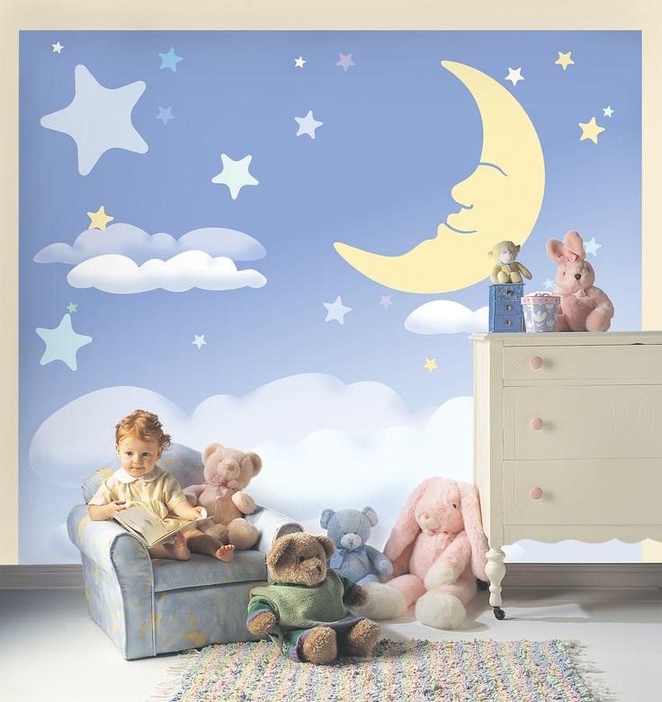 Moon Dreamer For The Home Pinterest Wall Murals