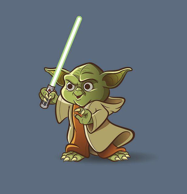 Yoda - The Jedi Master by Jerrod Maruyama, via Flickr