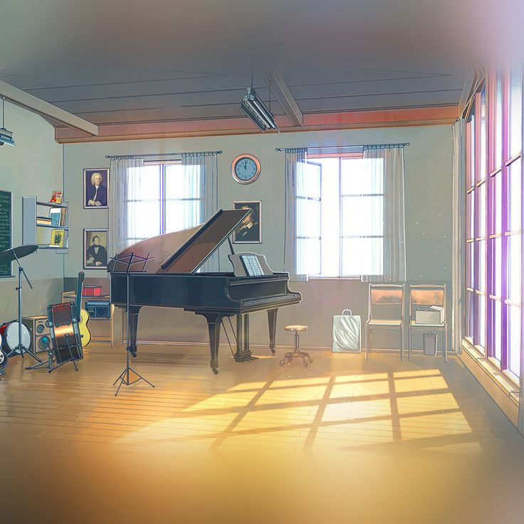 Download Wallpaper: http://ilovepapers.com/aw48-arseniy-chebynkin-music-room-piano-illustration-art/ aw48-arseniy-chebynkin-music-room-piano-illustration-art via http://ilovepapers.com - HD Wallpapers by Artists