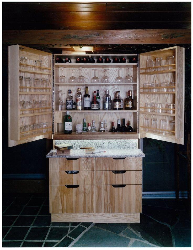 Build Liquor Cabinet Plans Woodworking Projects Amp Plans