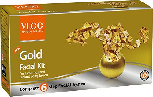 VLCC Natural Sciences Gold Facial Kit >>> You can find more details by visiting the image link.