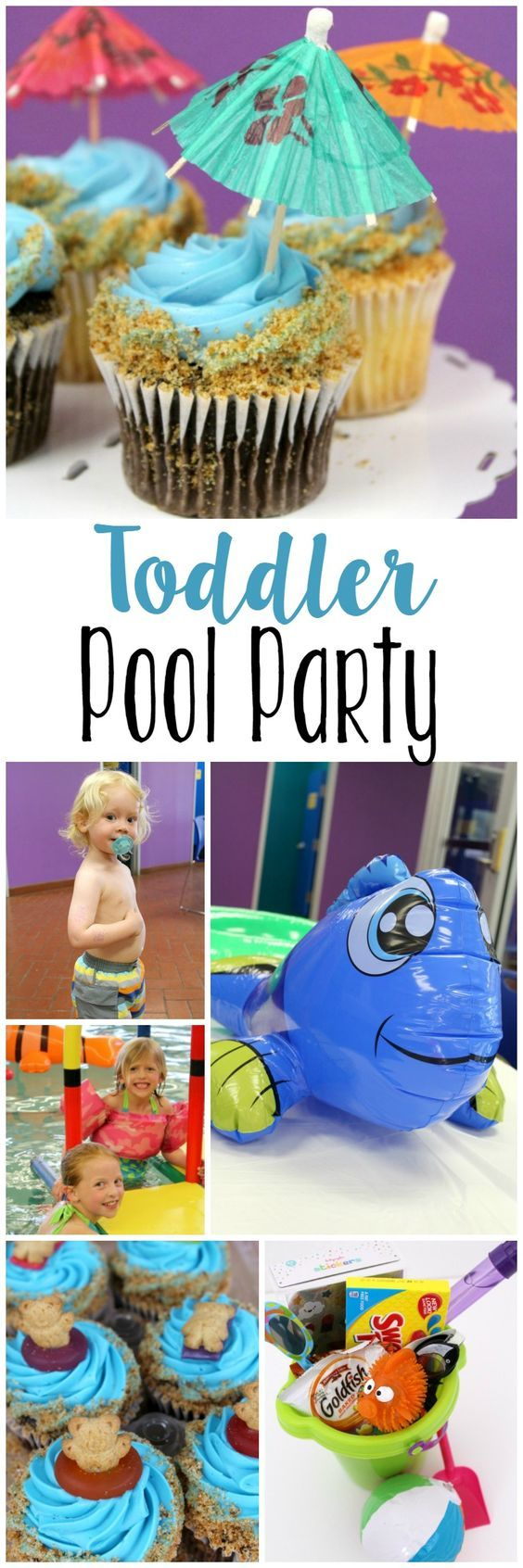 25 best swim party favors ideas on pinterest swimming - Swimming pool party ideas for kids ...