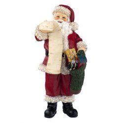 Santa, standing
