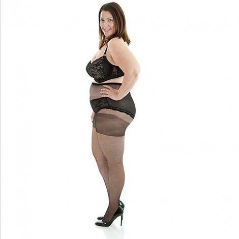 9 best Plus Size Shapewear & Hosiery images on Pinterest ...