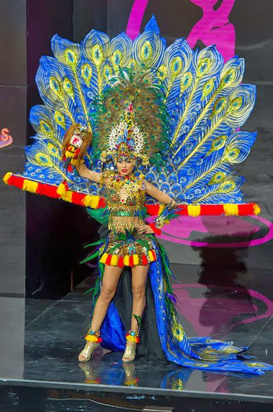 SASHES AND TIARAS.....Miss Universe 2013 National Costumes Review Part I: The Best of Asia, Europe, Middle East and Africa