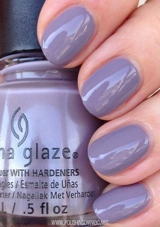 China Glaze Release (The Giver Collection)