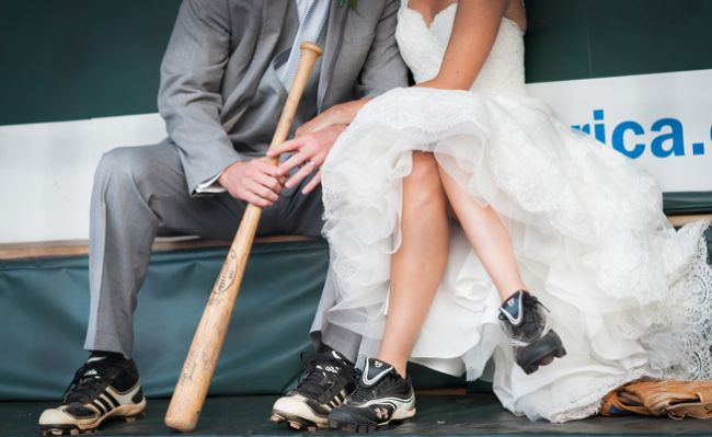 17 Of The Most Creative Baseball Wedding Ideas We've Ever Seen!