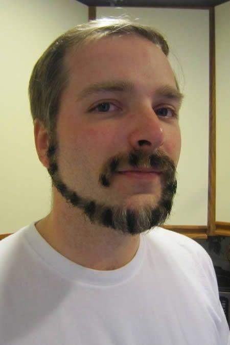 Mens Beard T