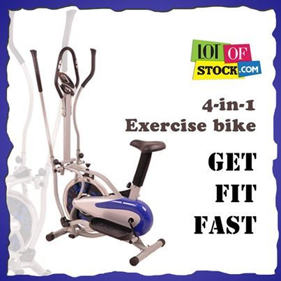 "Lose weight fast with this ultimate 4-in-1 exercise bike! ""http://goo.gl/2xxJFx"""