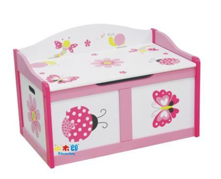 Ящик для хранения детских игрушек Wooden Lang  — 3072р. --------