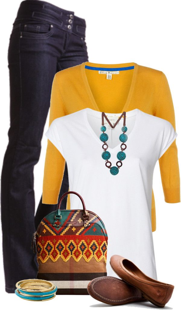 Great Autumn Outfit!