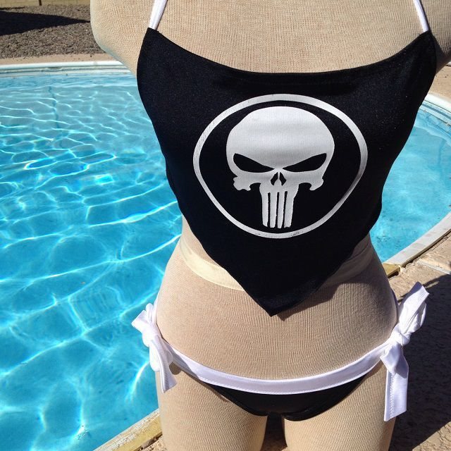 The Punisher Swimsuit