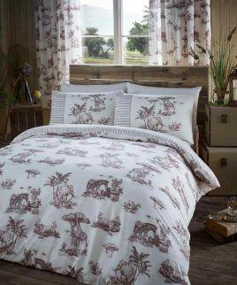 safari beige bedding set