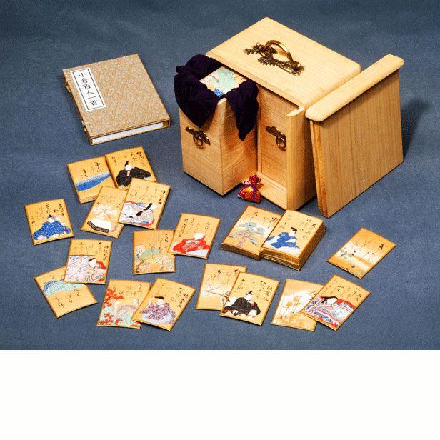 小倉百人一首 〈光琳かるた〉 尾形光琳筆-その他|京都便利堂の通販サイト