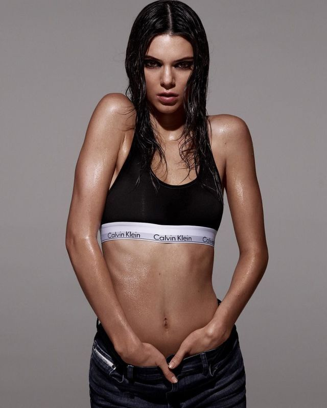 Calvin Klein Isn't Impressed with Kendall Jenner's Campaign for the Brand