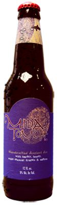 Midas touch is exceptional. This is in the mead family (or at least a close cousin). It is crisp and easy to drink. I prefer this beer from a double walled glass. It is a great change of pace and worth the effort it took you to track it down.