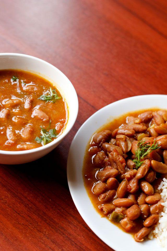 rajma recipe, how to make rajma masala   easy punjabi rajma recipe (pressure cooker recipe)