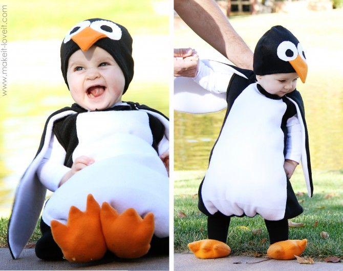 Костюм пингвина | Мастер Поделок