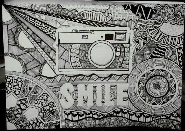 automattically smile when you are on camera
