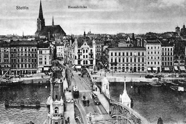 Postcards of the Past - Old Postcards of Szczecin (Stettin), Poland