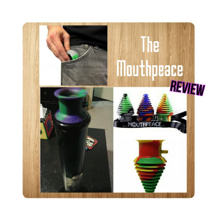 The Mouthpeace stops bong water from getting into your mouth! Also, works as sanitary smoking piece when smoking with buddies! Check Out My Review on The MouthPeace