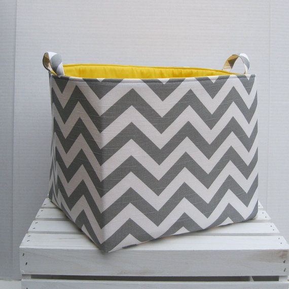 Hey, I found this really awesome Etsy listing at http://www.etsy.com/listing/102552300/gray-white-chevron-zigzag-fabric