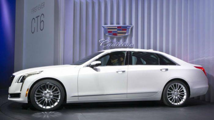 2017 Cadillac CT6 - http://www.gtopcars.com/makers/cadillac/2017-cadillac-ct6/