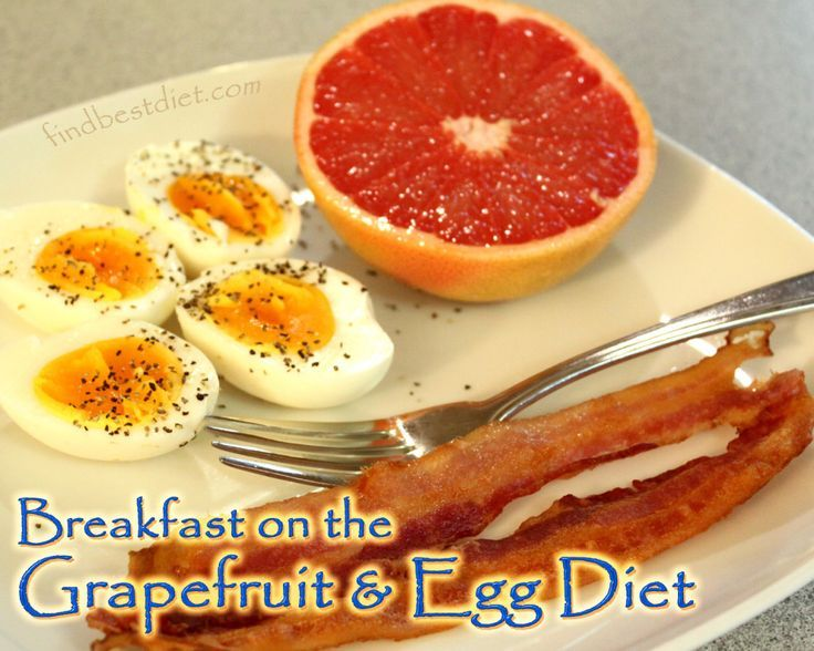 The 12 Day #grapefruitdiet Plan (also known as the Grapefruit and Egg Diet) has been around for decades!  This was my Mom's go to plan when she needed to fit into a dress. Fast and Easy!