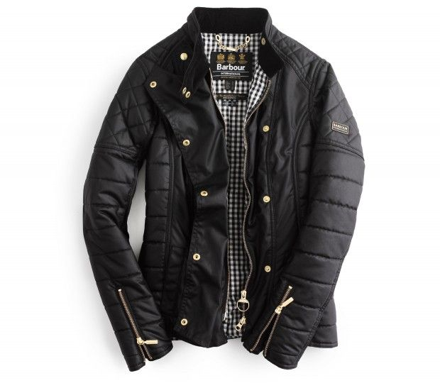 The Barbour Axle Jacket