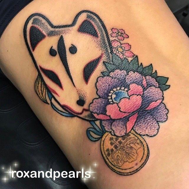 Kitsune Tattoos Origins Meanings Types Of Japanese: 17 Best Ideas About Kitsune Mask On Pinterest