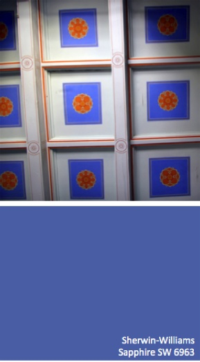 158 best images about colors by sw on pinterest see more for Night owl paint color