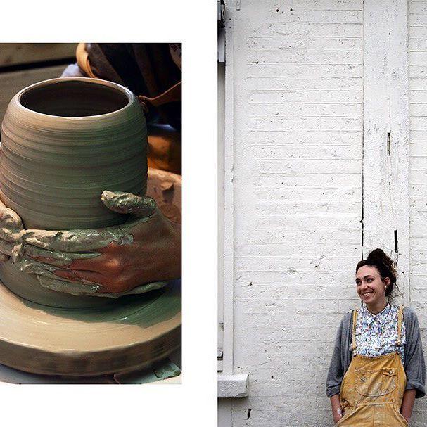 MEET THE MAKER Pénétrez avec @nous_paris dans l'atelier de @laurette.b à la @manufacturepasteur  @lesgrandsvoisins à Paris et apprenez tout de son parcours pour devenir artisan... Lien sur le profil.  de la talentueuse @laura.wencker ! #nous_paris #alarencontredesartisans #meetthemaker #artisan #craftmanship #parisiancraftsmen #ateliers #handmade #faitmain #pariscrafts