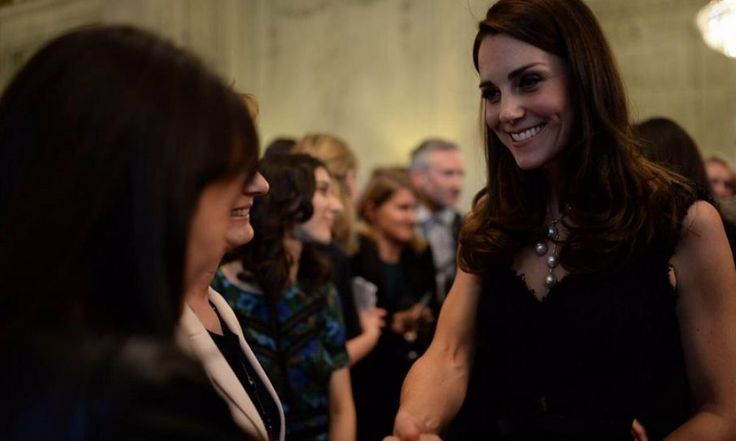 Kate Middleton Pregnant with Baby