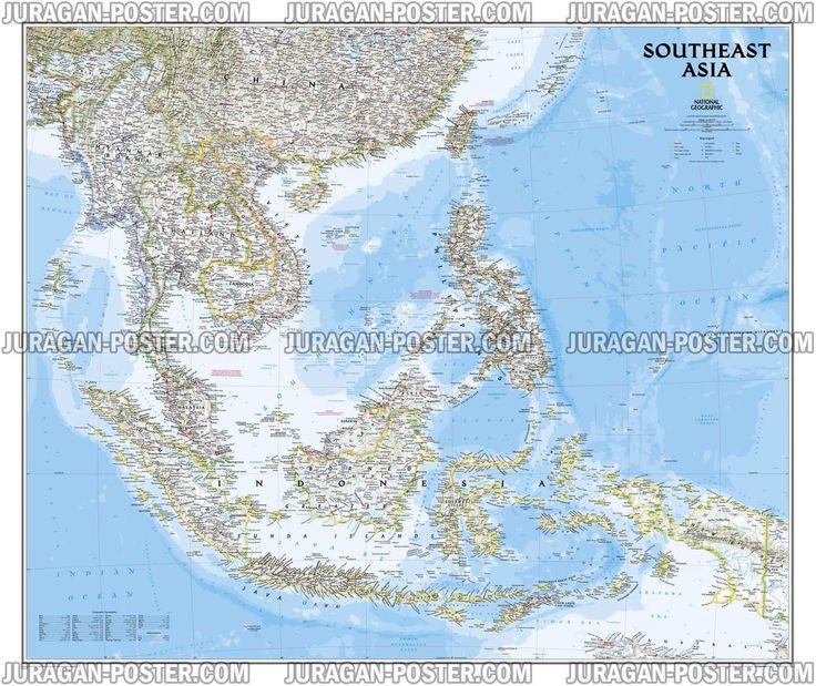 25 melhores ideias de Mapa asia politico no Pinterest  Mapa