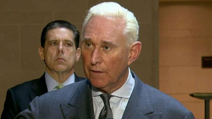 FOX NEWS: Roger Stone tells closed Hill hearing he had nothing to do with Russian collusion