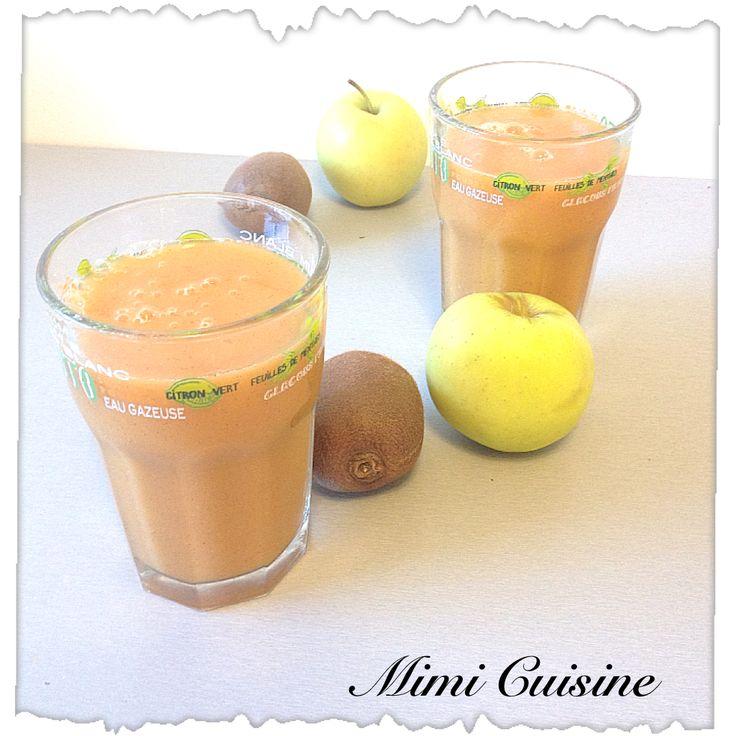 Jus de fruit vitaminé #Thermomix - Mimi Cuisine