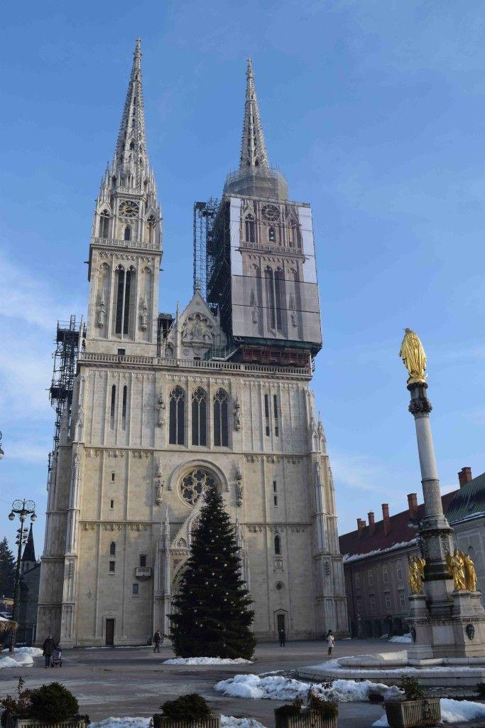Kroatien Reise Langes Wochenende Im Winterlichen Zagreb Zagreb Kroatien Kroatien Dalmatien