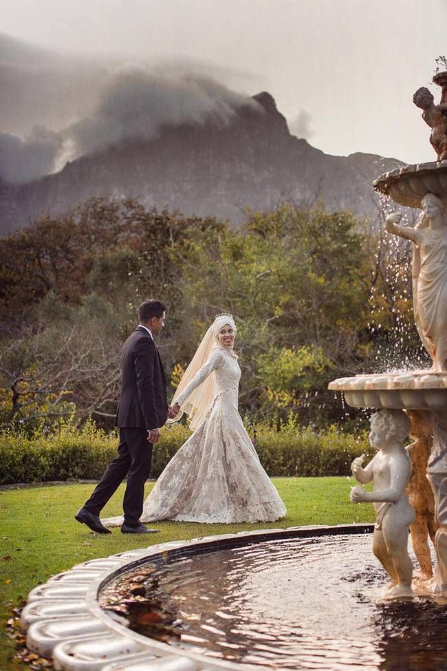 Romantic Couple Portraits & A Gown Hand Beaded By The Bride! {JoAnn Stokes Photography}