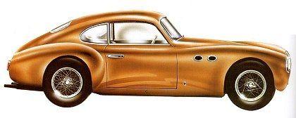 Cisitalia 202 (Pininfarina), 1947