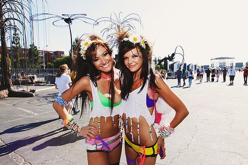 Electric Daisy Carnival 2010 - Friday by Party Stuff by CS, via Flickr